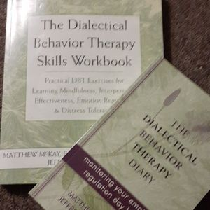 Two DBT Learning books.